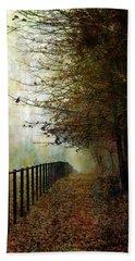 Autumns Path 7864 Idp_2 Beach Sheet