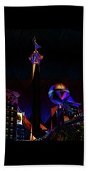 Awakening The Night Beach Towel by Steve Taylor