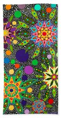 Ayahuasca Vision May 2015 Beach Towel
