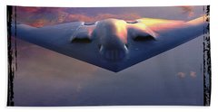 B-2 Spirit No. 3 Beach Sheet