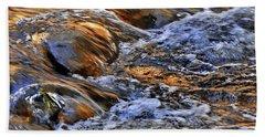 Babbling Brook Beach Sheet