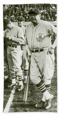 Babe Ruth All Stars Beach Towel