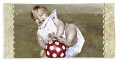 Baby Ball Beach Towel