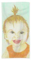 Baby Cupcake Beach Sheet
