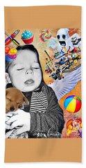 Baby Dreams Beach Sheet