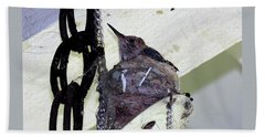 Baby Hummers 5 Beach Sheet