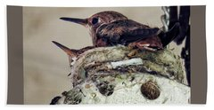 Baby Hummers Beach Sheet