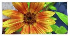 Baby Sunflower Grace Beach Sheet