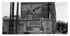 Back Alleys Of Susanville Beach Sheet