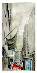 Beach Towel featuring the photograph Back To You by Diana Angstadt