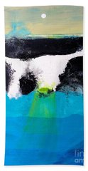 Bad Moon Rising Beach Towel