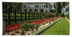 Baha'i Gardens 1 Beach Towel