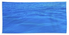 Bahama Blue Beach Towel