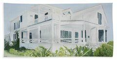 Bahamian House, 2004 Beach Towel