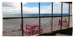 Bahia Bustamante Window Beach Sheet