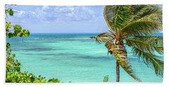 Bahia Honda State Park Atlantic View Beach Towel