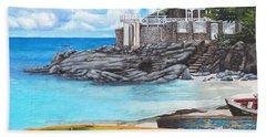 Baie Rouge Beach Towel