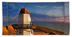 Baker City Windmill_1a Beach Sheet