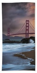 Baker's Beach Beach Towel