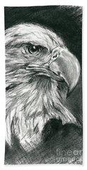Bald Eagle Intensity Beach Sheet