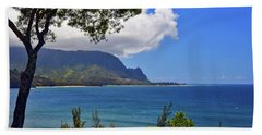 Bali Hai Hawaii Beach Towel