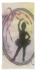 Ballerina Beach Sheet