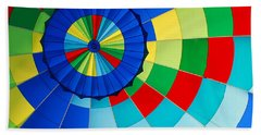 Balloon Fantasy 8 Beach Towel