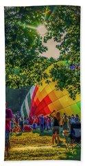 Balloon Fest Spirit Beach Towel
