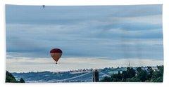 Balloon Fiesta Bristol A Beach Sheet