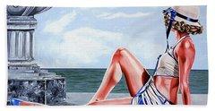 Balmy Days Beach Towel