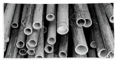 Beach Sheet featuring the photograph Bamboo  by Jingjits Photography