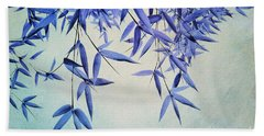 Bamboo Susurration Beach Towel