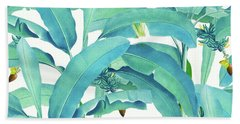 Banana Forest Beach Towel