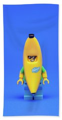 Banana Man Beach Towel