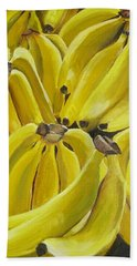 Bananas Beach Towel