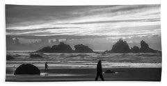 Bandon Beachcombers Beach Towel