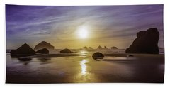Bandon Glow Beach Towel