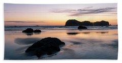 Bandon Reflections Beach Towel
