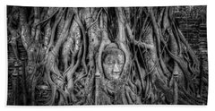 Banyan Tree Beach Towel