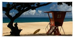 Banzai Beach Beach Towel by Mark Gilman