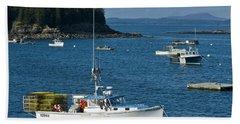 Bar Harbor Tranquility Beach Sheet