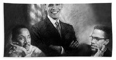 Barack Obama Beach Sheets