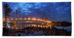 Barelang Bridge, Batam Beach Towel