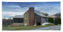 Barns And Country Beach Towel