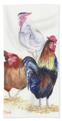 Barnyard Boys Beach Towel