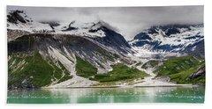 Barren Alaska Beach Towel