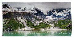 Barren Alaska Beach Towel