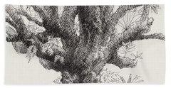 Barringtonia Tree Beach Sheet