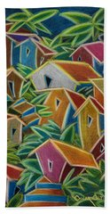 Barrio Lindo Beach Towel