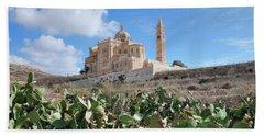 Basilica Ta Pinu - Gozo Beach Towel